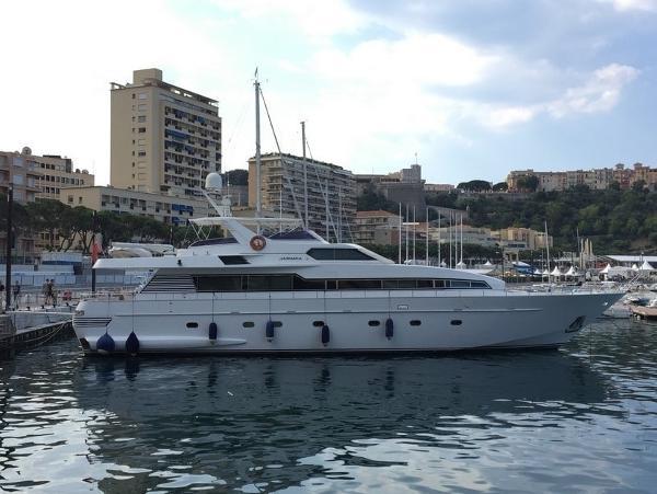 Admiral Cantieri Di Lavagna 92