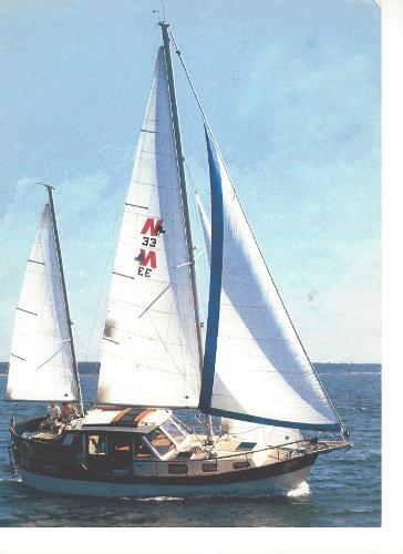 Nauticat Nauticat 33 Main