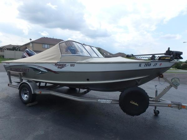 Alumacraft 185 Navigator Sport