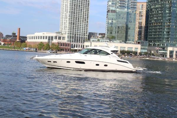Sea Ray 47 Sundancer