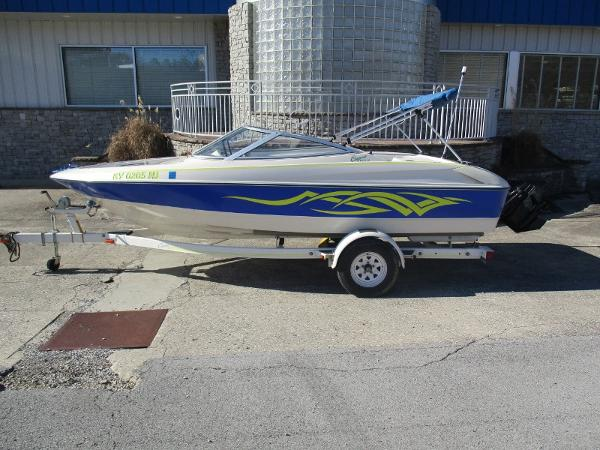 Bayliner 1750 Capri