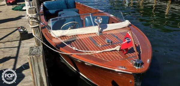 Chris-Craft 22 Runabout 1951 Chris-Craft 22 for sale in Dover, NH