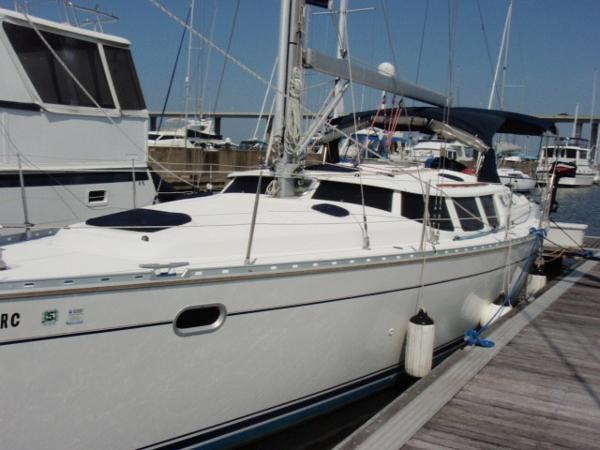 Jeanneau America Sun Odyssey 43 DS