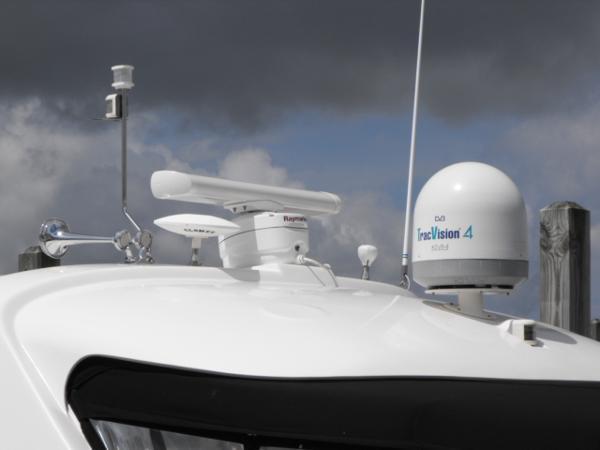 Radar, DSS SAT TV