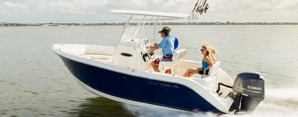 Cobia 201 Center Console - In Stock