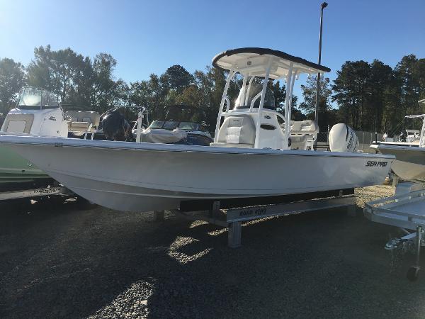 Sea Pro 248