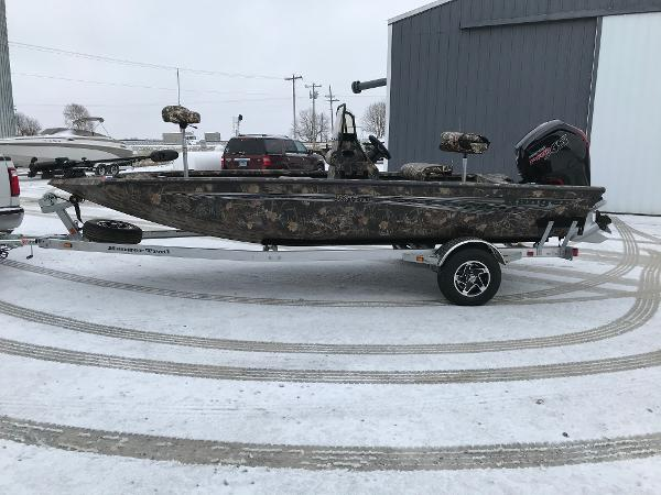 Ranger RB 190 Fisherman w/o set-back