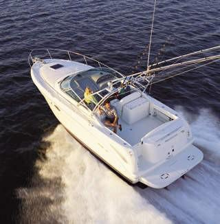 Sea Ray 290 Amberjack Manufacturer Provided Image