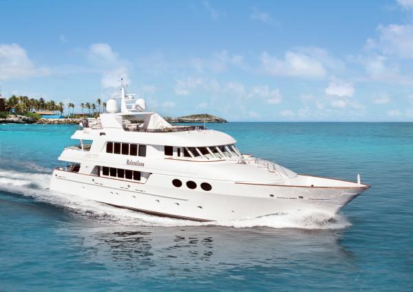 Trinity Tri-Deck Motoryacht RELENTLESS