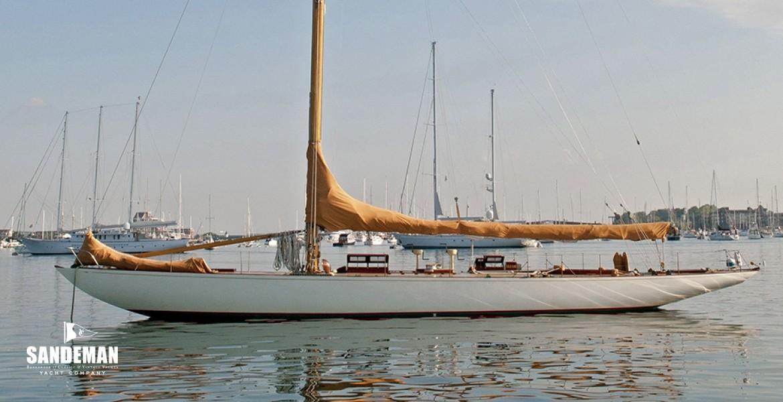 1937 Clinton Crane 12 Metre Sloop, United States - boats com