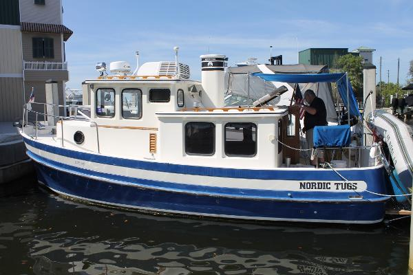 Nordic Tugs 26 air cond