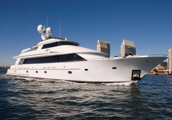 Sovereign Tri-level Motoryacht Profile