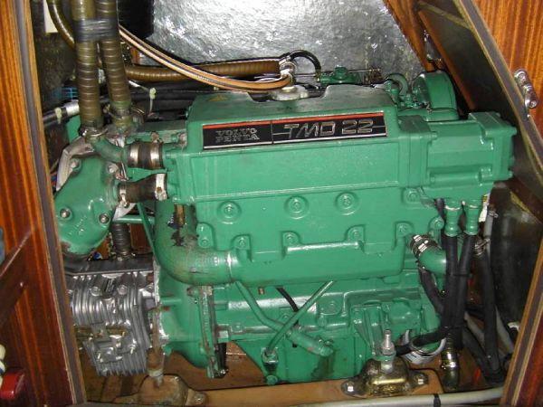 Engine stbd
