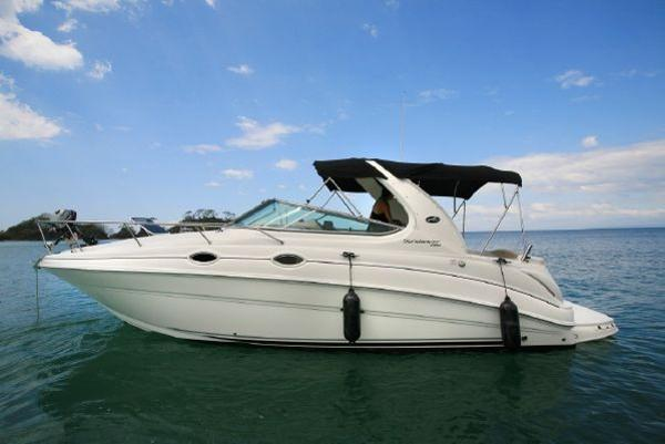 Sea Ray 280 Sundancer main image