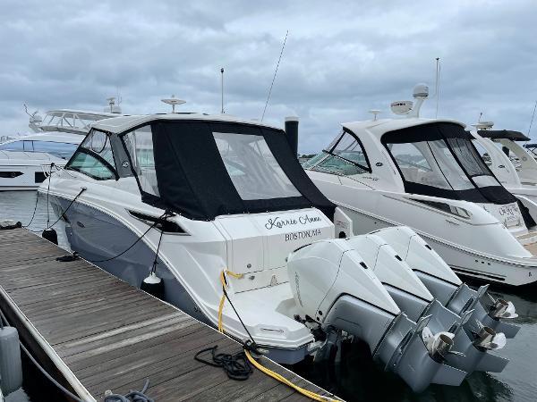 Sea Ray 320 Sundancer OB