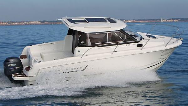 Jeanneau Merry Fisher 795 Merry Fisher 755