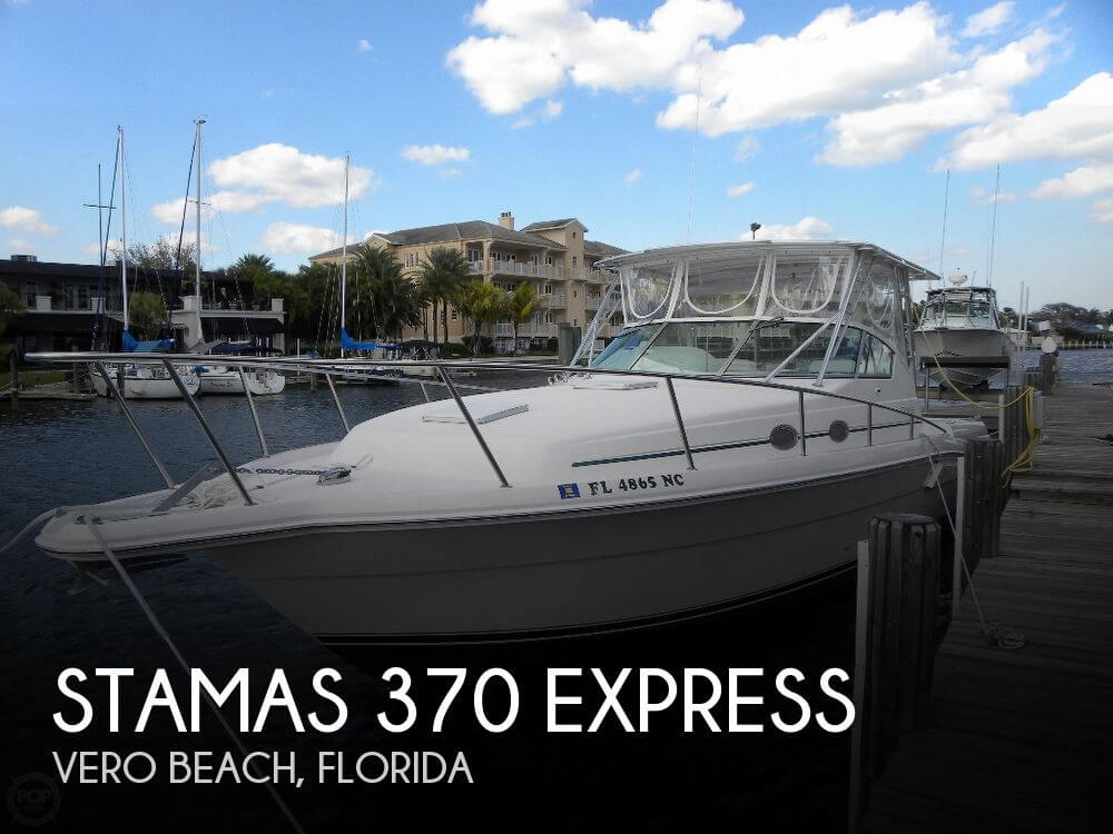 Stamas 370 Express 2001 Stamas 370 Express for sale in Vero Beach, FL