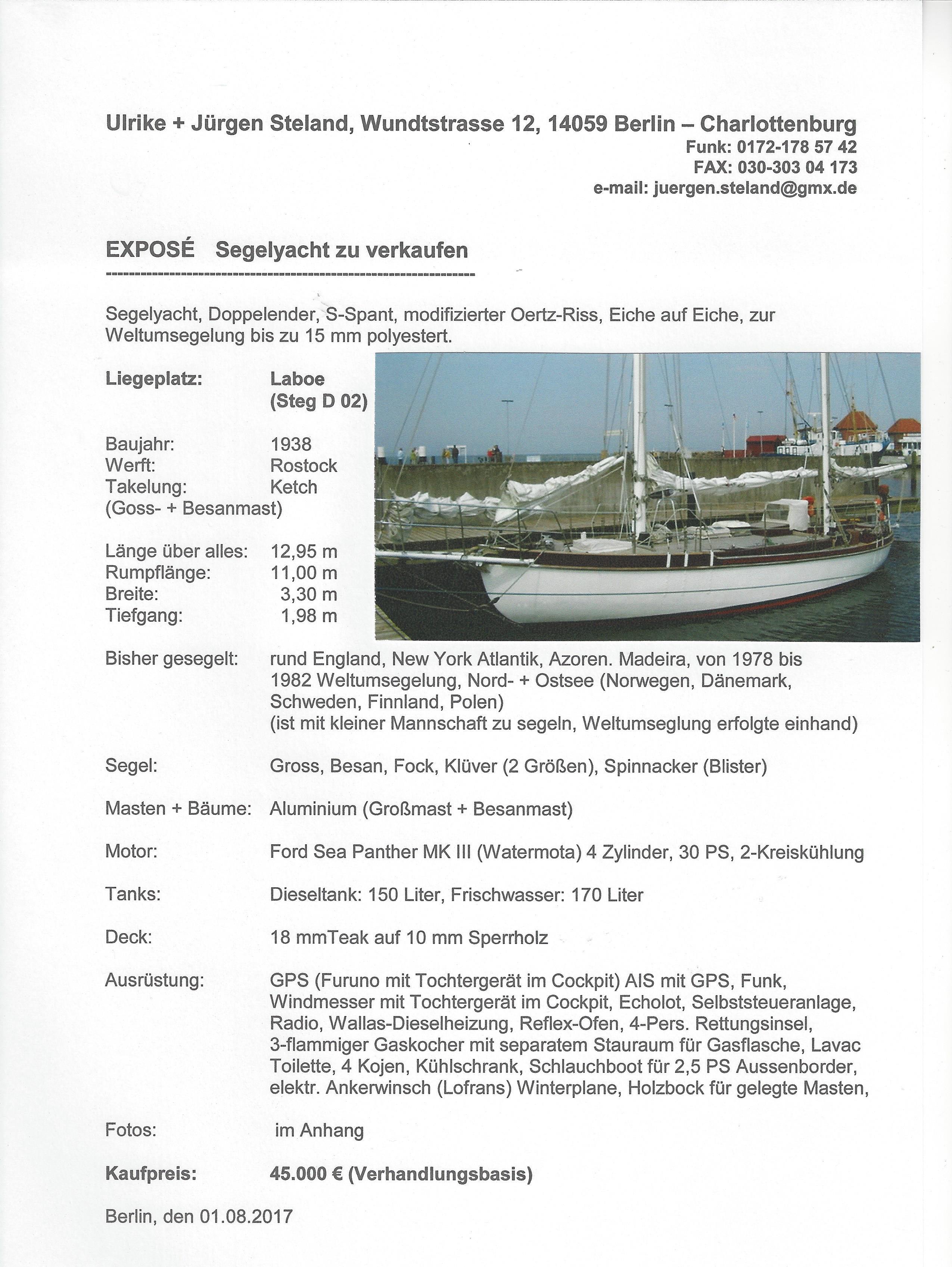 Boatyard Rostock