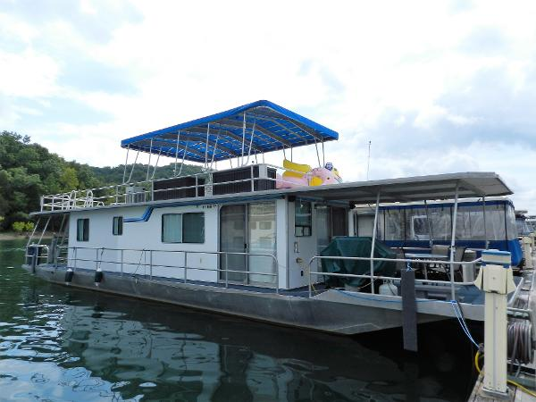 Waterhouse 14' x 56' Houseboat