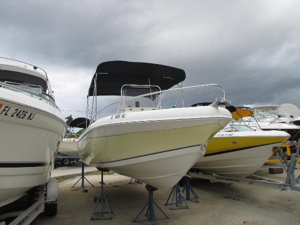 Sea Chaser 24 CC