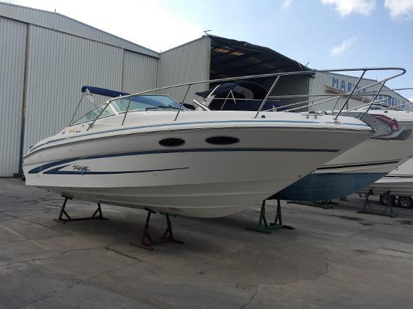 Sea Ray 280 Bow Rider ACHALAY