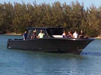 Gulfstream Yachts Tournament Edition Starboard Bow