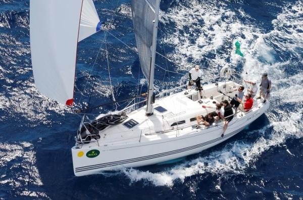 X-Yachts X 34 X-34 Fox in Sox Racing