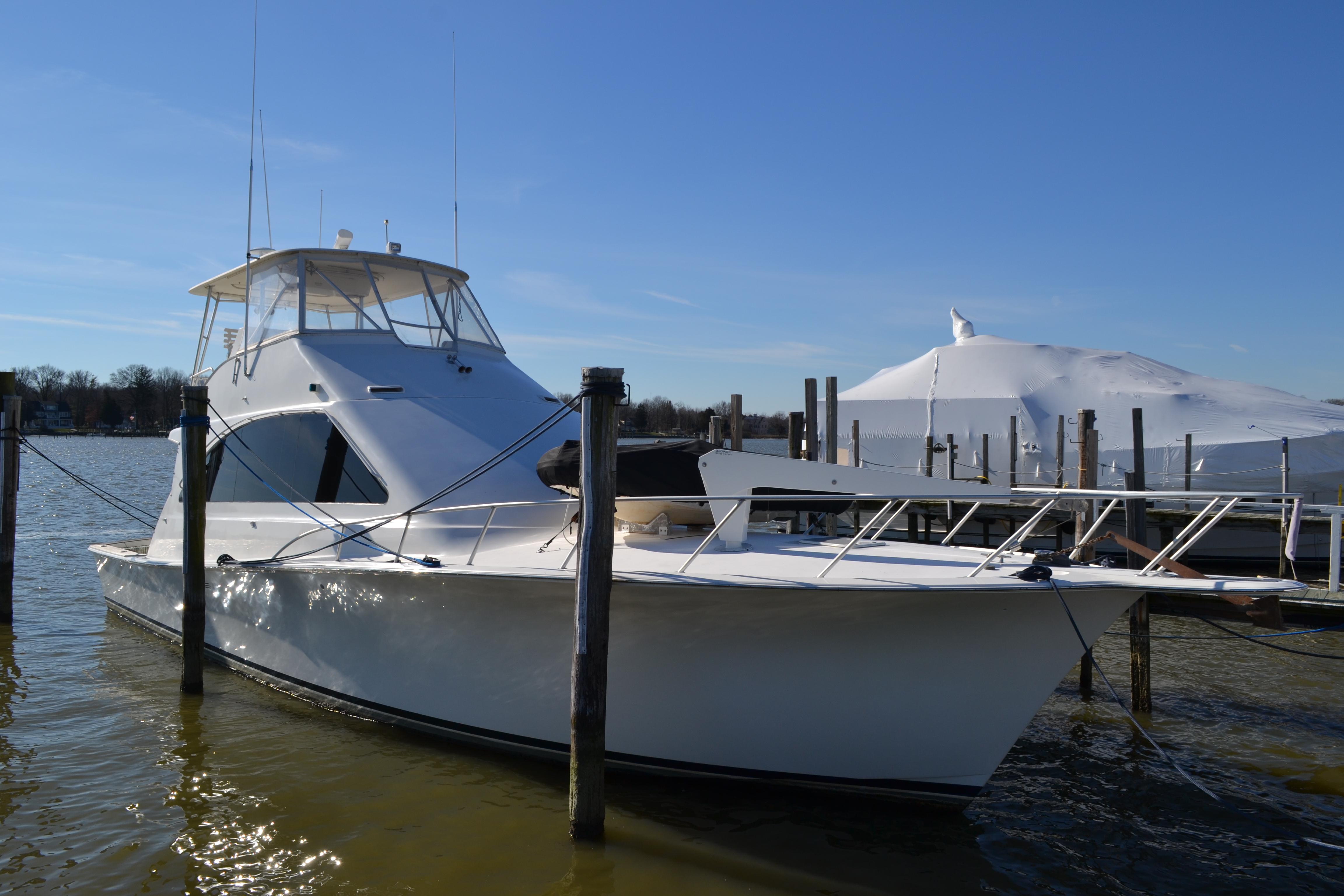 Ocean Yachts 52 Convertible