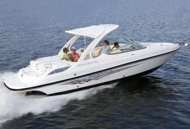 Rinker 276 Captiva Bowrider Manufacturer Provided Image