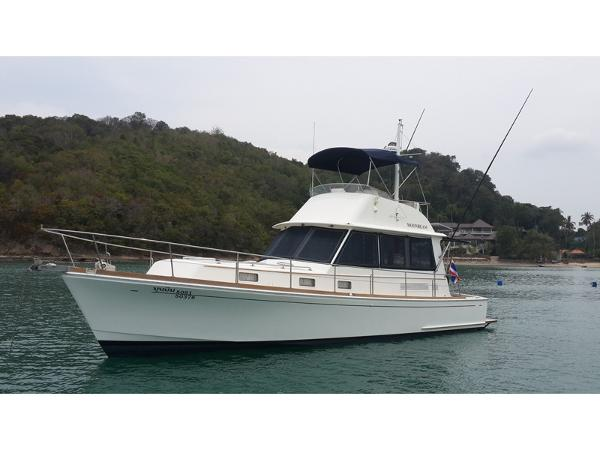 American Marine Grand Banks Eastbay 40 American Marine Grand Banks Eastbay 40