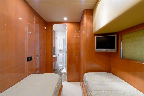 Starboard Guest Stateroom 3