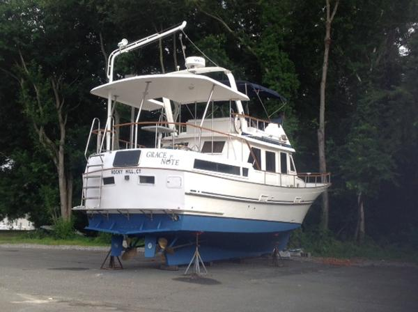 Hershine Flybridge Trawler