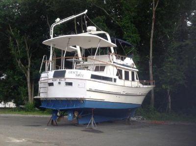 Hershine Flybridge Trawler