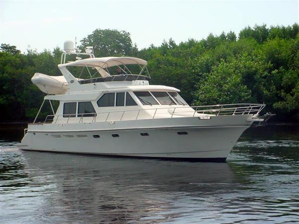 Symbol Yachts 58 MOTOR YACHT