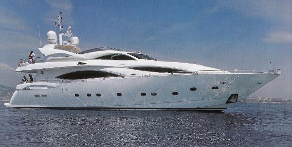 Sunseeker 105 Yacht