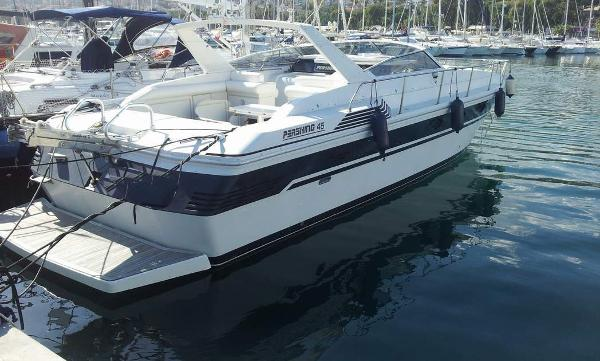 Pershing 45 Used Pershing 45 for sale in Greece
