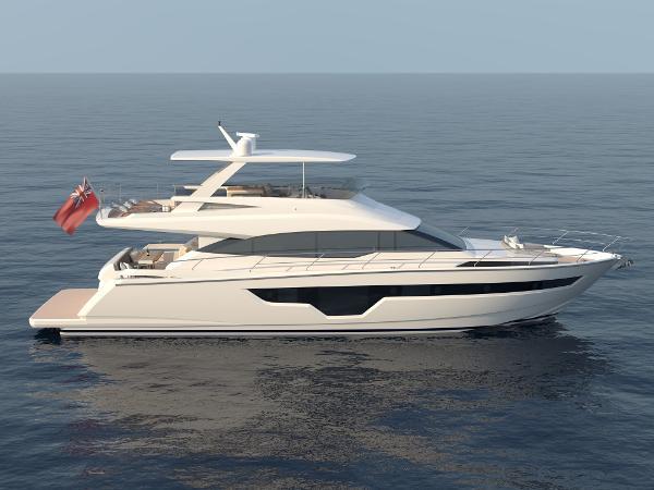 Johnson 70' Flybridge Motor Yacht Johnson 70 FB