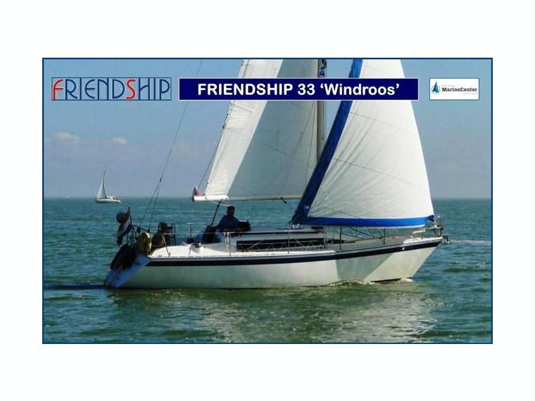 Friendship 33 (vleugelkiel)