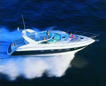 Fairline 43 Manufacturer Provided Image: Cruising