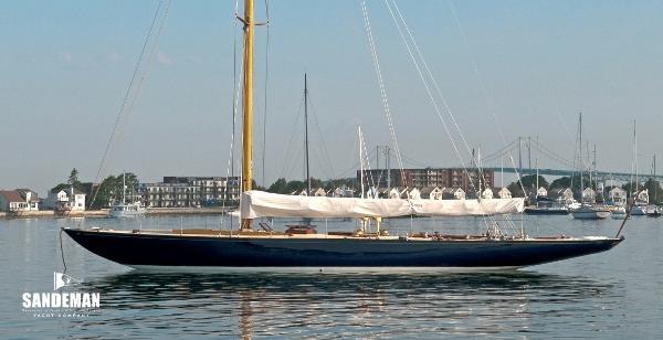 Sparkman & Stephens 12 Metre Sloop 1938
