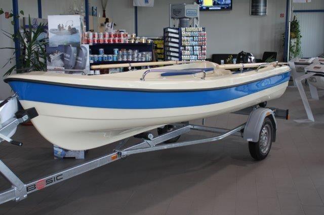 Keine Angabe AGA 420  Motor  Trailer Ruderboot