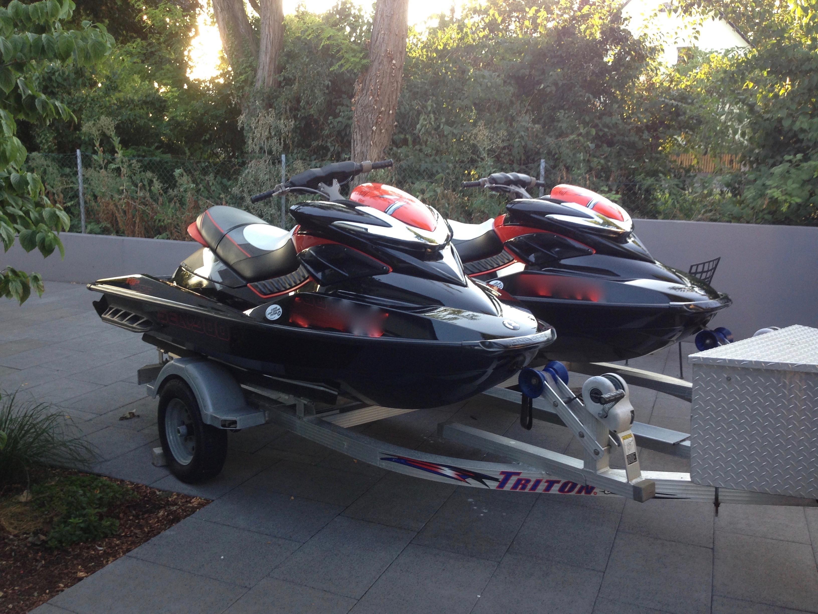 Sea-Doo 2x RXP-X 255