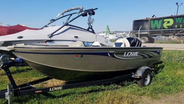 Used aluminum fish boats for sale in minnesota united for Used fishing boats for sale mn