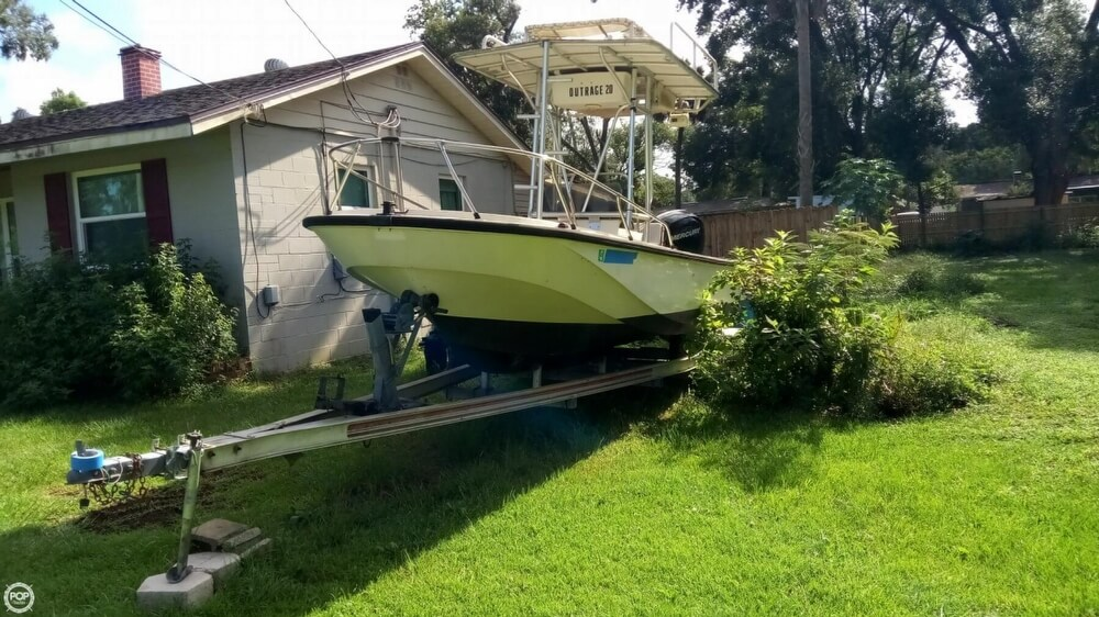 Boston Whaler Outrage V-20 1979 Boston Whaler 20 for sale in Deland, FL