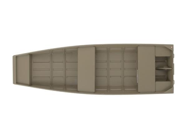 Tracker Boats Topper 1436