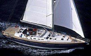 Beneteau 57 Manufacturer Provided Image