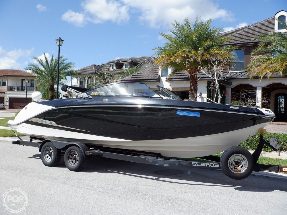 Scarab 255 / Platinum 2017 Scarab 255 for sale in Parkland, FL