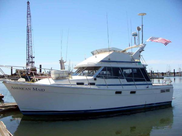 Bayliner Command Bridge Sport Fisher