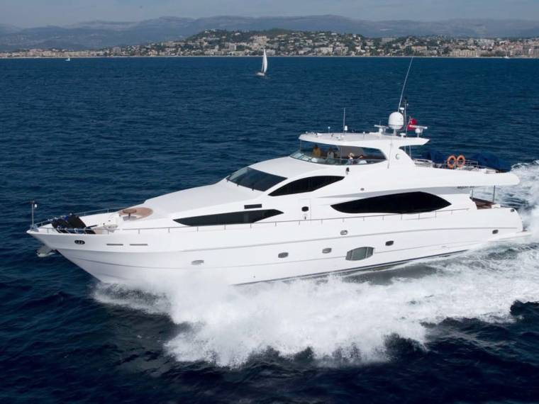 Majesty Yachts Majesty 101