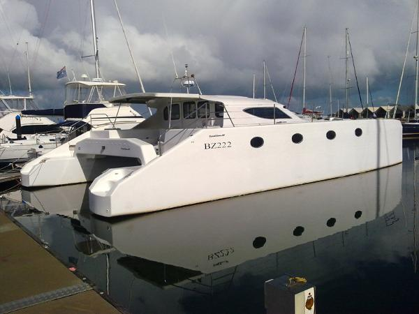 Jensen Coral Seas 54 Powercat